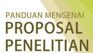 Geveducation:  Panduan Menulis Proposal Penelitian