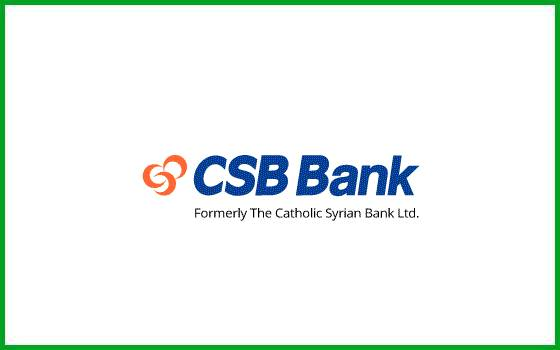 CSB Bank Limited Pension Loan