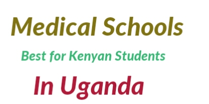 Best Medical colleges in Uganda