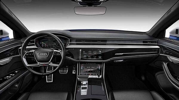 2020 Audi S8 Görseller - 4
