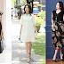 Mùa hè bạn gái chân to nên mặc váy gì?