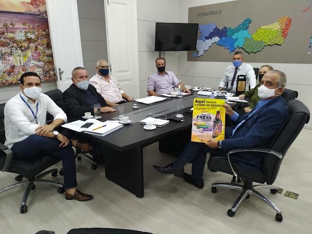 Indústria de cervejas e energéticos artesanais apresenta carta de intenção na AD Diper para se instalar em Ribeirão