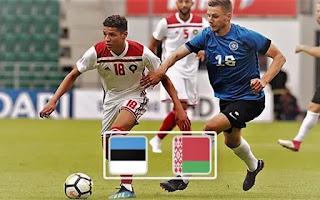 Беларусь - Эстония: смотреть онлайн бесплатно 10 октября 2019 прямая трансляция в 19:00 МСК.