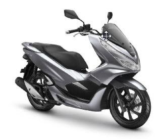 Seragam Gres Honda Pcx