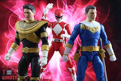 Lightning Collection Zeo Blue Ranger 47