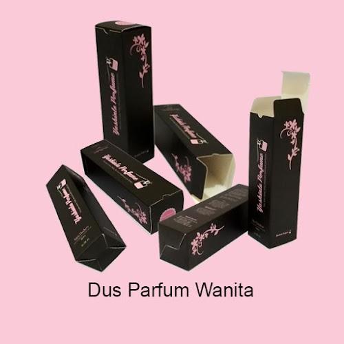 Cetak Dus Parfum Wanita