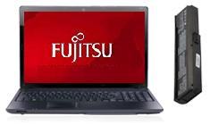 Fujitsu laptop batteries
