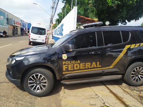 Policia Federal está no Hospital de Campanha também!!!