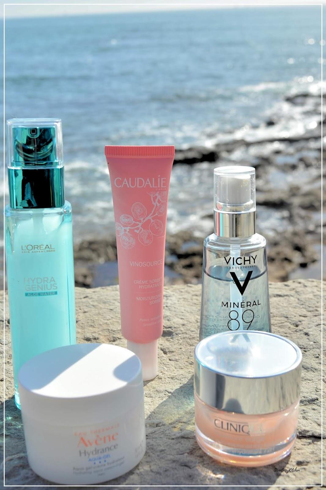 5 cremes hidratantes rosto para o Verão