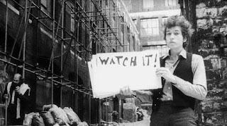 Bob Dylan, Subterranean Homesick Blues, DA Pennebaker