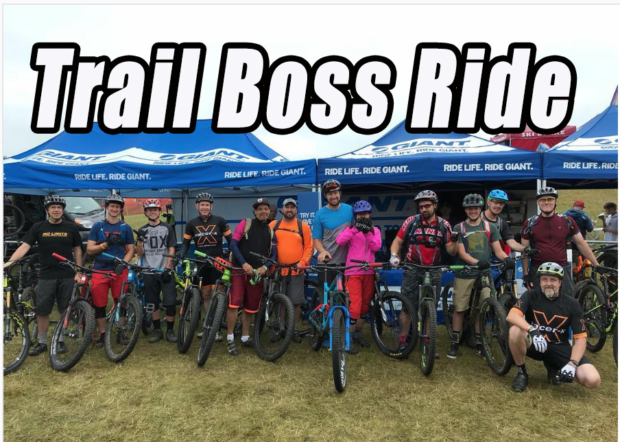 Trail Boss Jeff Lenosky