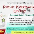 Pelatihan Pasar Kampung Online Kominfo