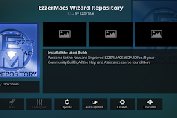 EzzerMacs Wizard Repository: new URL, zip file Download