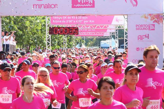Corrida Outubro Rosa chega a 6ª edição em Ribeirão Preto