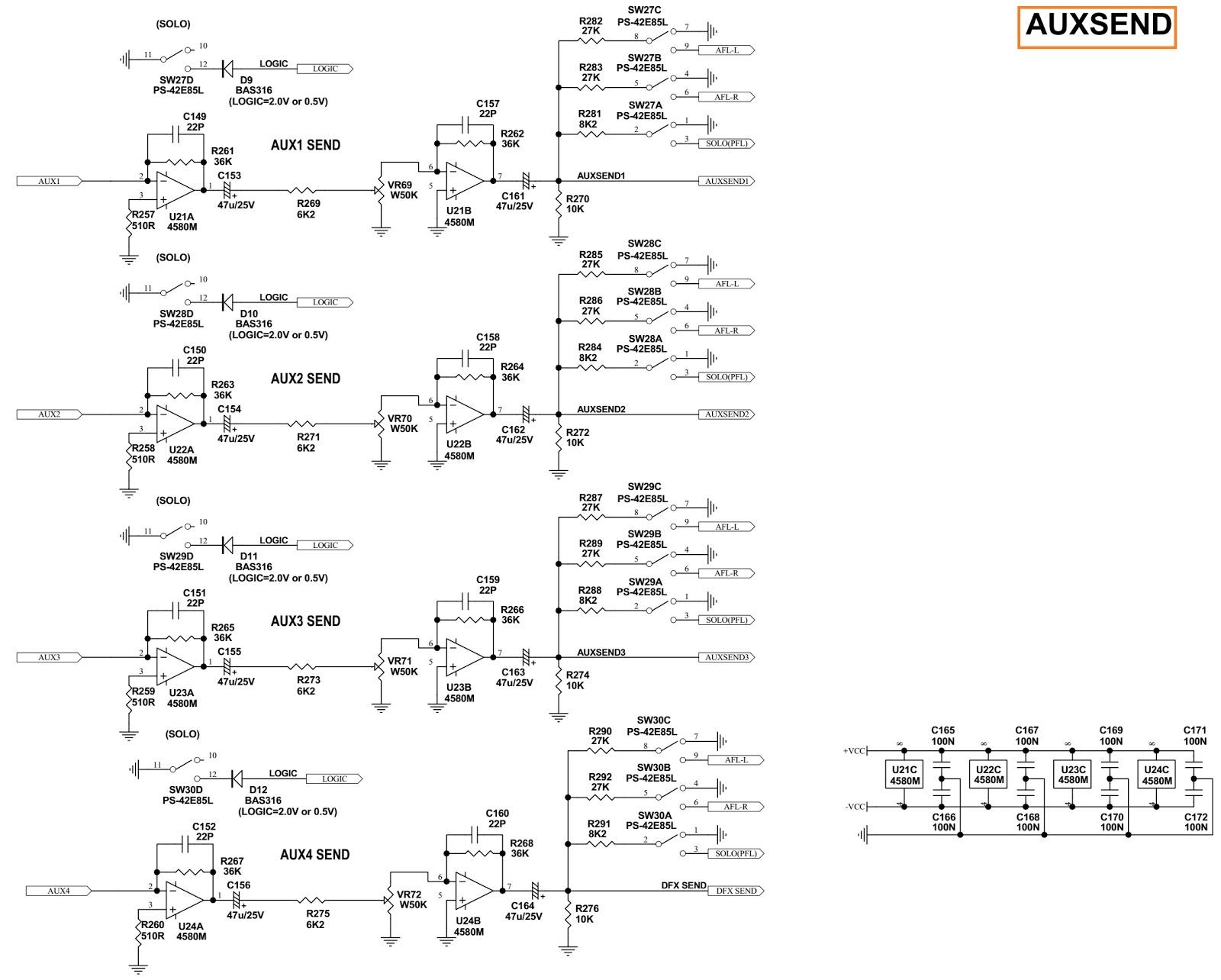 ALTO MODEL: L12  L16  L20 – Professional Equalizer