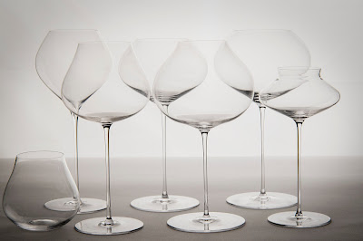 migliori calici vetro soffiato vino archè saverio russo