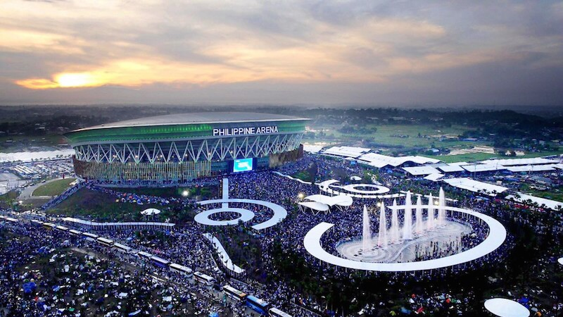 Top 5 Earthquake Resistant Structures Worldwide  - Philippine Arena