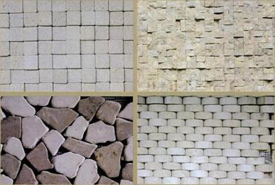 4 Pola Pemasangan Batu Alam Dalam Rumah