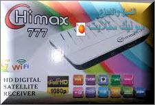 احدث ملف قنوات HIMAX 777 MINI HD