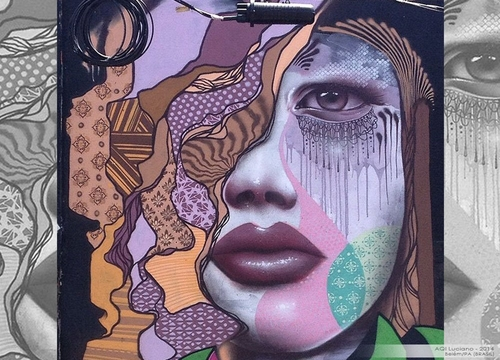 07-Aqi Luciano-Street-Art-Paintings-with-Expressions-that-Talk-www-designstack-co