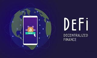 DeFi (Decentralized Finance) Dengan Smart Contract Jadi Solusi Keuangan Di Masa Depan