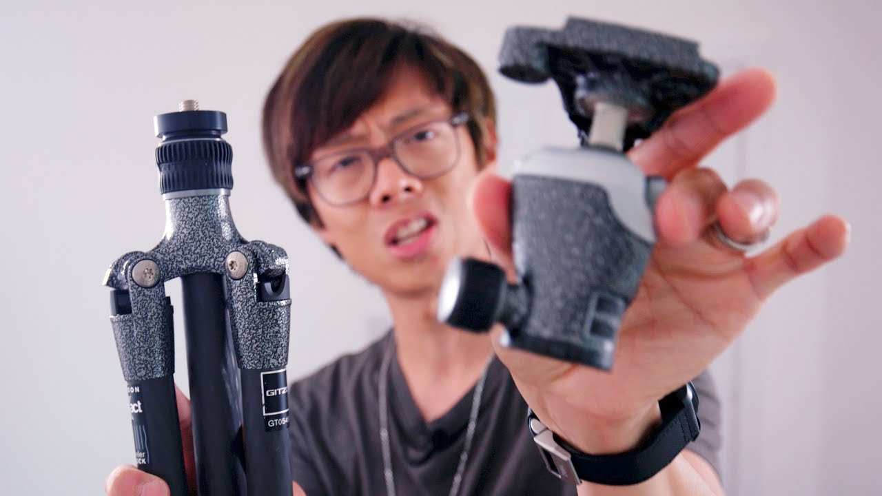 5 Things That Make a Tip Top Tripod
