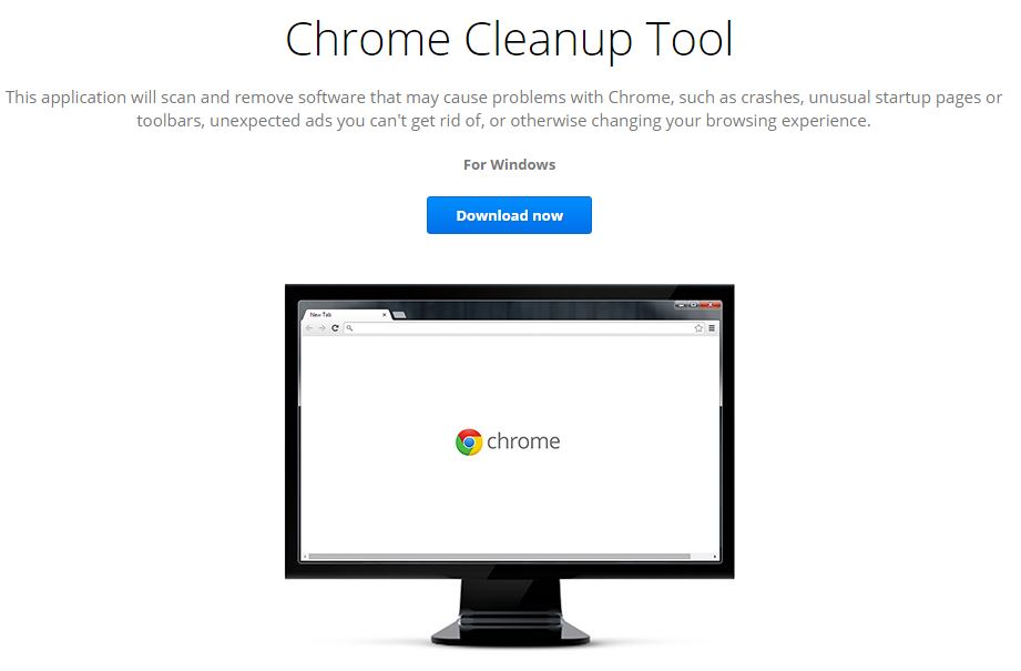 how to clean google chrome browser