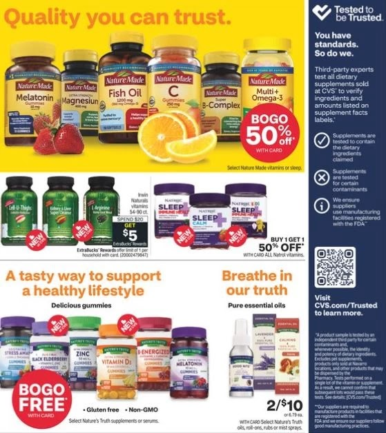 CVS Weekly Ad Preview 6/6-6/12