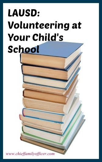 Volunteering at school - chieffamilyofficer.com