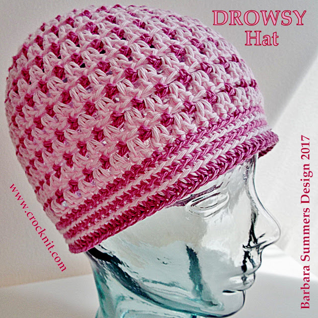how to crochet, free crochet patterns, sleep hats, chemo caps, bald heads, beanies, hats,