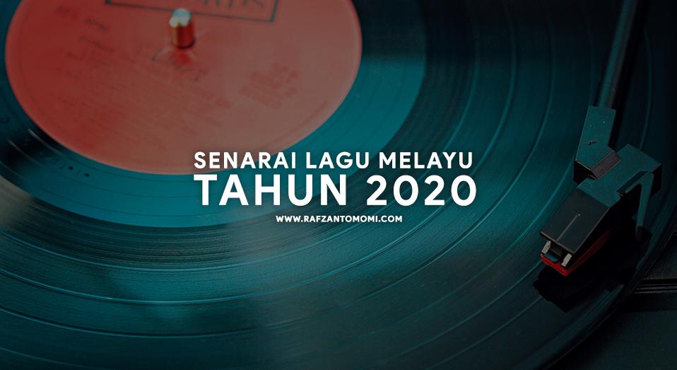 Senarai Lagu Melayu 2020