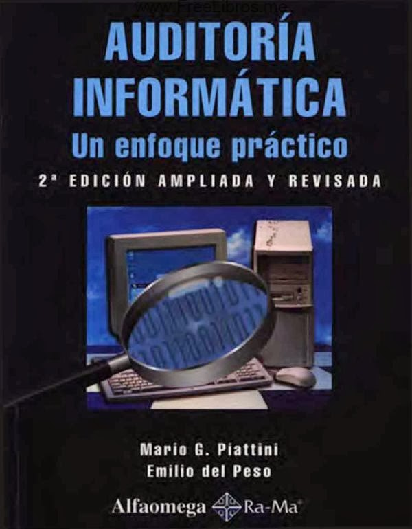 Auditoria de tecnologias y sistemas de informacion piattini
