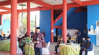 Pemerintah kota Jambi Salurkan Dana Himpunan dari Para ( ASN ) Aparatur Sipil Negara Kota Jambi