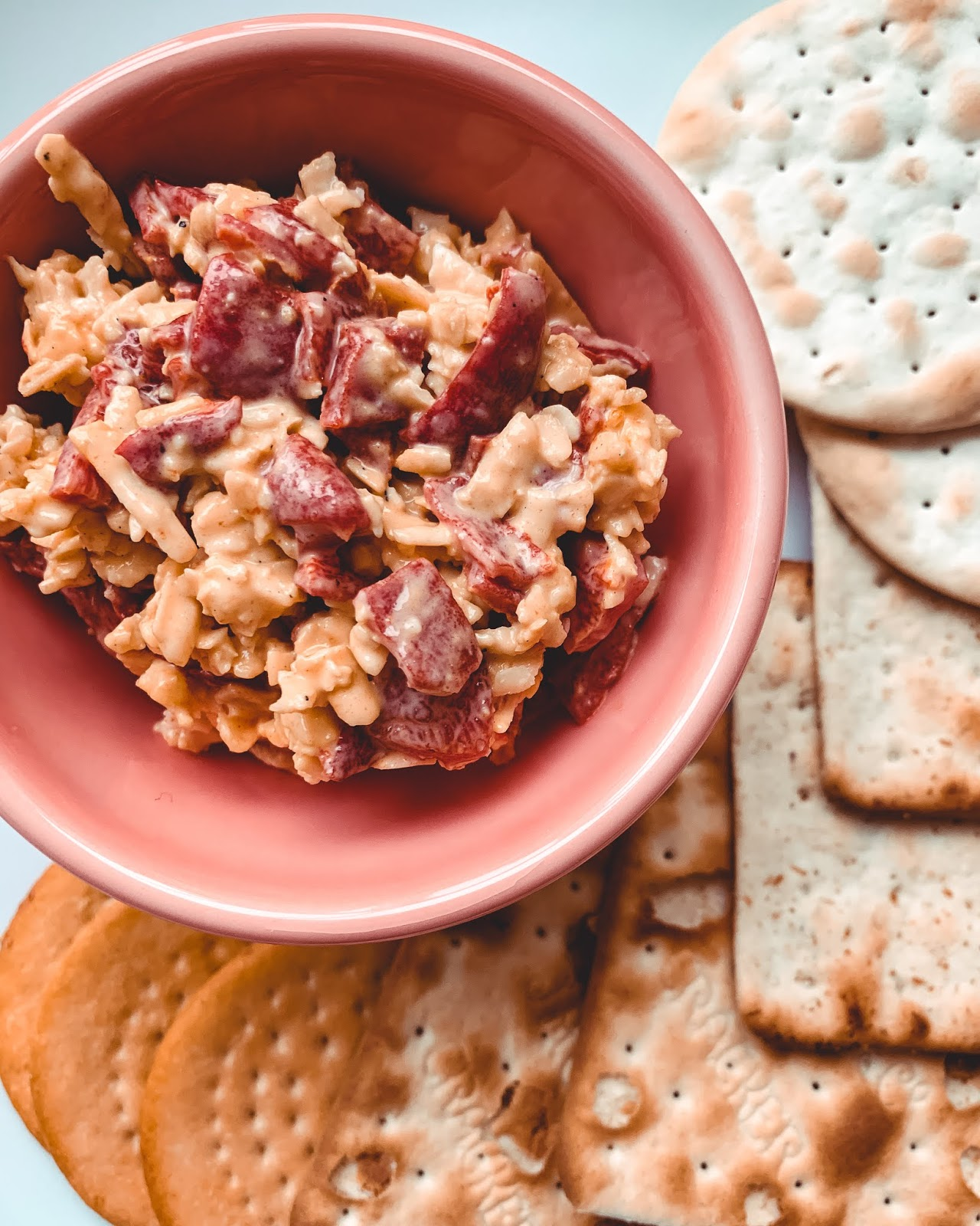 Simple Pimento Cheese Recipe HollieAnnBowe