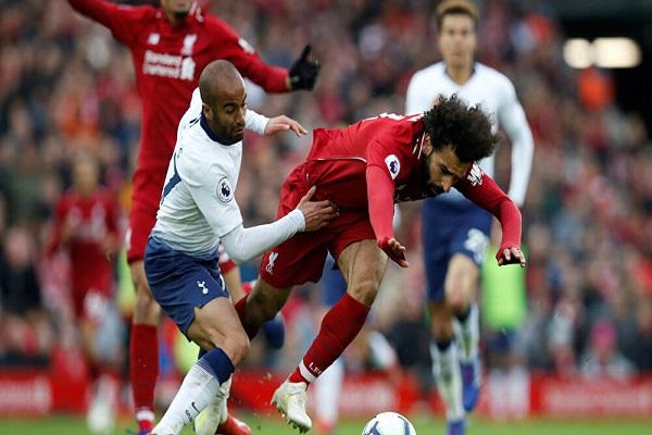 مواجهة الضغط العالي و الضغط النفسي ... ليفربول وتوتنهام  2-1