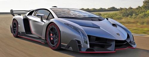 Lamborghini Veneno - Mobil Termahal di dunia