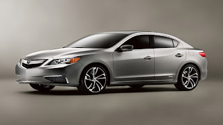 Dream Fantasy Cars-Acura ILX 2013