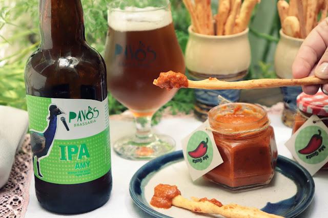 Harmonização com Cerveja IPA