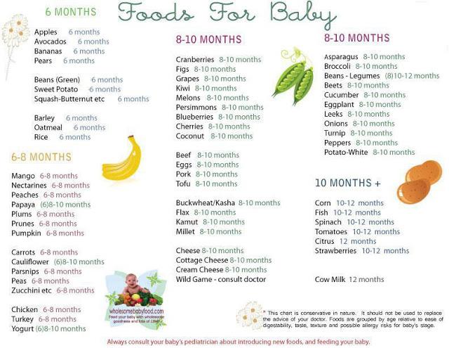 Resepi Puri/Makanan Baby Untuk Anis Farhana