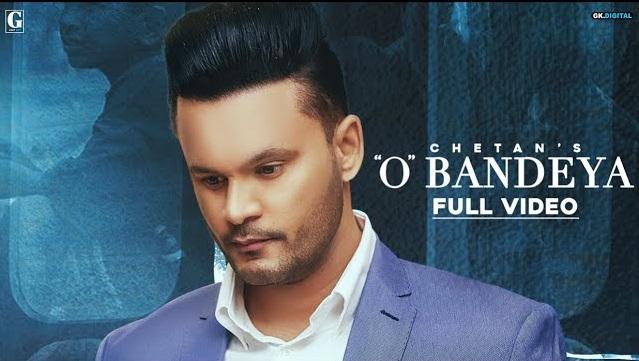 O Bandeya Lyrics - Chetan,O Bandeya Lyrics