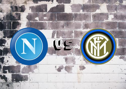 Napoli vs Internazionale  Resumen y Partido Completo