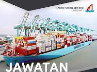 Jawatan Kosong Terkini Macro Marine Sdn Bhd