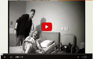 لفيديو الفضيحة التي جرت في أحد المستشفيات ببريطانيا