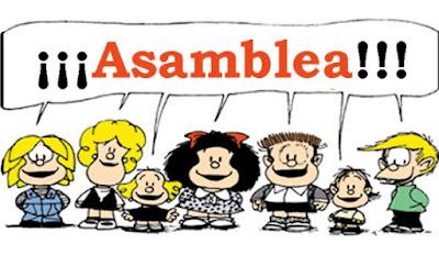 ASAMBLEA FACV 12/4: De reglamentos va el asunto... (Supercrónica por JM Pérez)