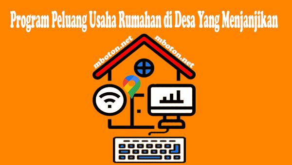 Program Peluang Usaha Rumahan di Desa Yang Menjanjikan ...