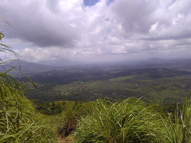 Chembra Peak Trekking - Beautiful view