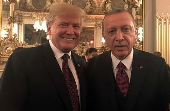 "ما هو سر صمت ترامب امام أردوغان ويبرر شراء تركيا ""أس400"""