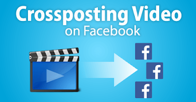 Distribusi Video dengan Crossposting