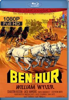 Ben-Hur (1959) [1080p BRrip] [Latino-Inglés] [LaPipiotaHD]