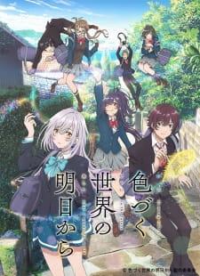 Irozuku Sekai no Ashita kara Opening/Ending Mp3 [Complete]